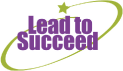 Lead to Succeed logo