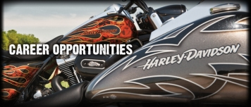 Harley Davidson Finance Intern